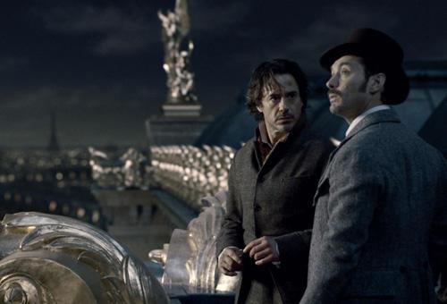 Шерлок Холмс 2: Игры теней
