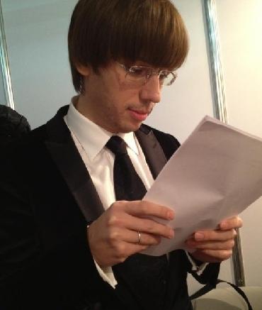 Максим Галкин с обручальным кольцом