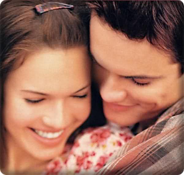 молодежные картинки про любовь: