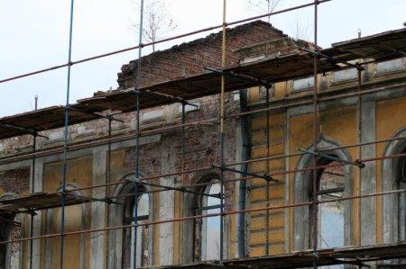 Реставрация фундаментов исторических зданий